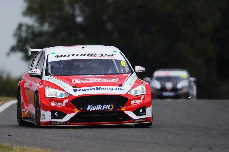 海外レース他 | BTCC:公式タイヤテストはインディペンデント王者の新型フォード・フォーカスSTが最速