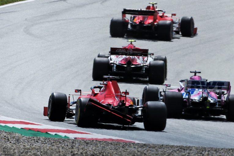 F1 | ベッテル「2台揃って決勝を走れず、アップデートの評価ができなかった」フェラーリ【F1第2戦決勝】