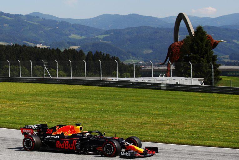 F1   レッドブル・ホンダ分析:敗因はレースペース。最新ノーズ&フロントウイングで最適セットアップを見出せるか