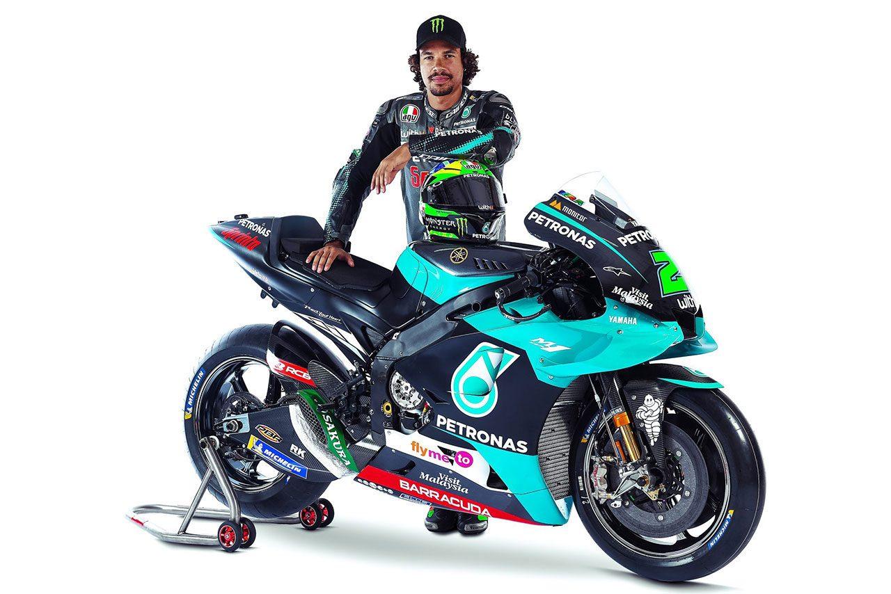 MotoGP:モルビデリ、ペトロナス・ヤマハSRTと契約を2年延長「大好きなチームで継続参戦できて幸せ」