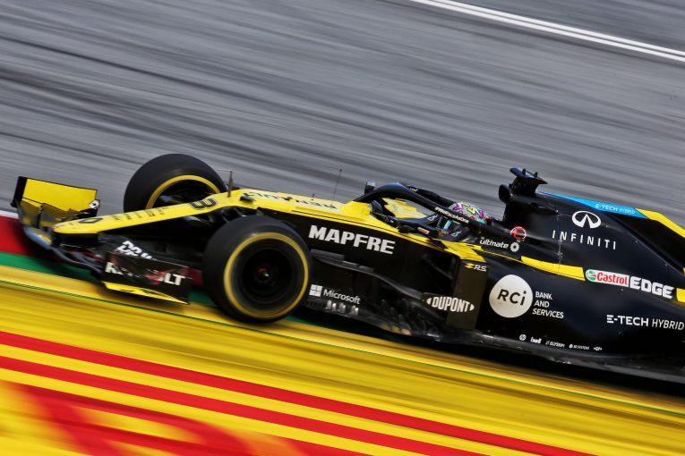 F1   リカルド8位「ストロールをブロックすべきだったかもしれない」ルノー【F1第2戦決勝】