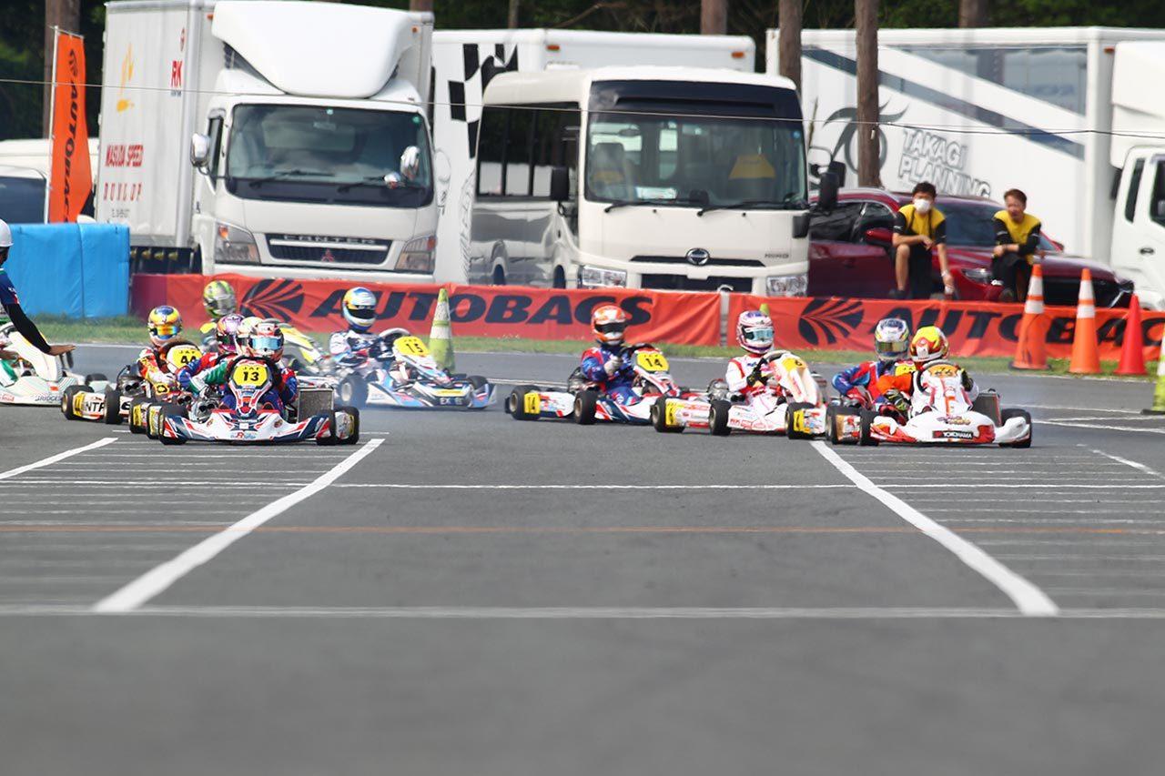 2020 オートバックス全日本カート選手権 OKシリーズ 第1戦/第2戦レポート