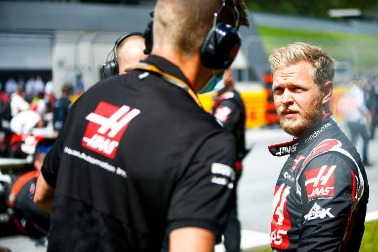 F1 | マグヌッセン「クルマの限界近くまで攻めることができた。僕らには予選でのスピードが必要」:ハース F1第2戦決勝