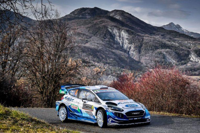 ラリー/WRC | Mスポーツ、10月開催のラリー・レジェンドにミシュランとともに参戦へ。フィエスタWRCを投入