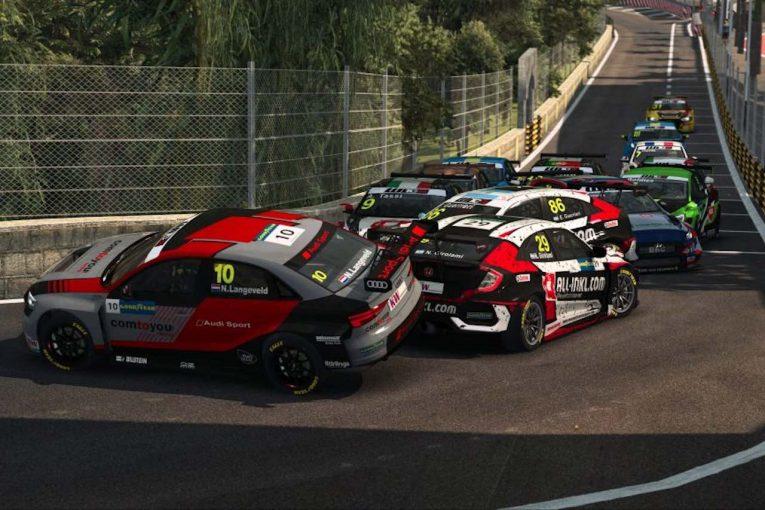 海外レース他 | WTCR:eシリーズ第5戦マカオ。マルチクラッシュでグエリエリは涙。アズコナが初優勝