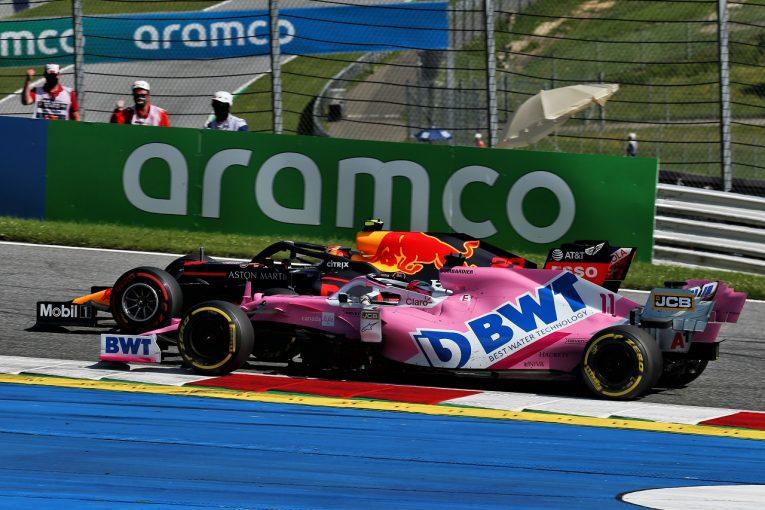 F1 | レッドブルF1代表、レーシングポイントを警戒「一時はメルセデスより速かった」