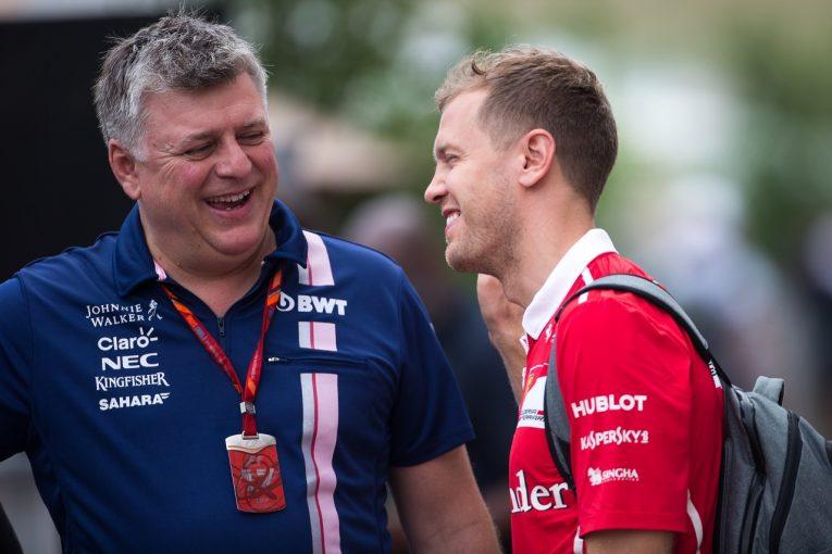 F1   ベッテルが新アストンマーティンF1チームへの加入を検討か。ドイツメディアが契約目前と報道
