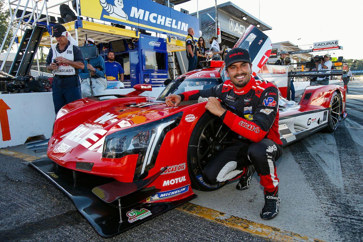 新型コロナ感染のフェリペ・ナッセ、IMSA第3戦セブリングでレース復帰を予定