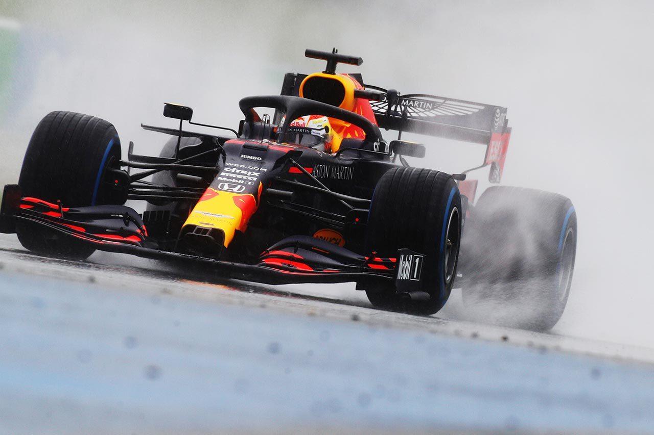 2020年F1第2戦シュタイアーマルクGP予選のマックス・フェルスタッペン