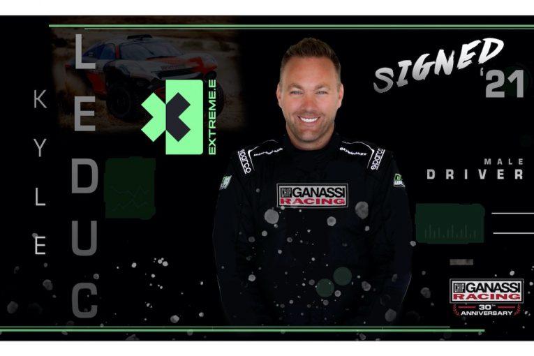 ラリー/WRC | エクストリームE:名門チップ・ガナッシのラインアップ完成。北米オフロード6冠王者を起用