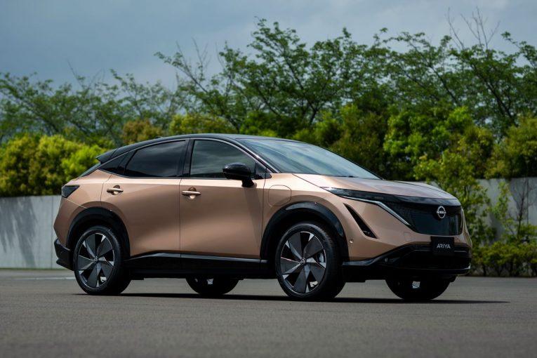 クルマ | EV新時代のクロスオーバーSUV『ニッサン・アリア』発表。日本では2021年中頃に発売