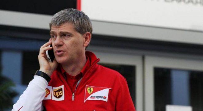 フェラーリGT部門を統括するアントネロ・コレッタ
