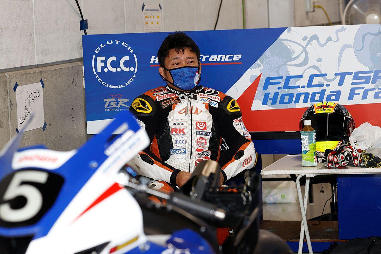 """鈴鹿で4メーカー合同テストが実施。トップタイムは""""Team HRC""""の水野涼!/鈴鹿8耐・全日本ロード"""