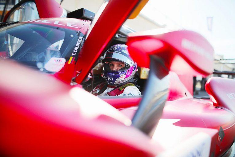 ル・マン/WEC | 女性ドライバーのキャサリン・レッグがELMS公式テストでクラッシュ。骨折の重傷も、命に別条なし