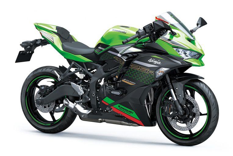 MotoGP | カワサキ、45馬力を発揮する『Ninja ZX-25R』の価格を発表。3色展開で9月10日から発売開始