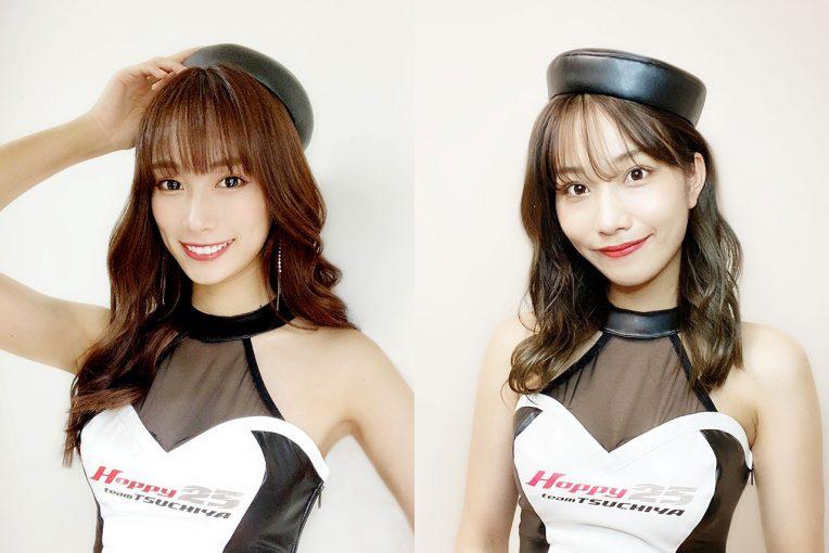 レースクイーン | HOPPY team TSUCHIYAをサポートするNICO girlsが発表。岡島彩花さんの相方には新人レースクイーンが加入