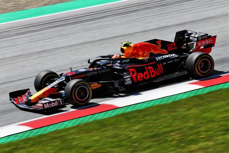 F1   【F1データ主義】実はスロースターターのレッドブルF1。序盤の遅れを取り戻す開発力が武器に