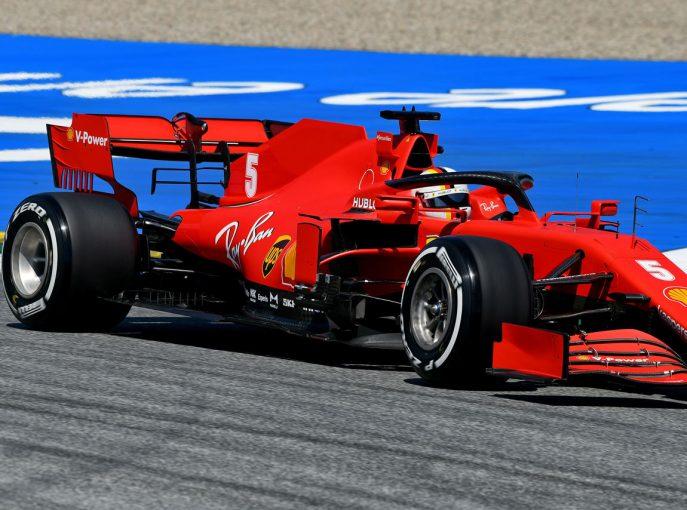 F1 | F1技術解説:フェラーリ後退の原因の7割はパワーユニット由来のもの。パワーを補うためにやるしかない必死のアップデート