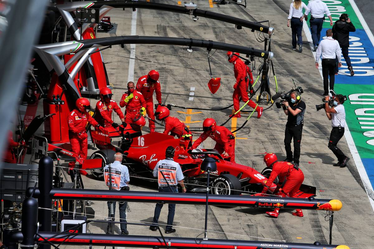 F1技術解説:フェラーリ後退の原因の7割はパワーユニット由来のもの。パワーを補うためにやるしかない必死のアップデート