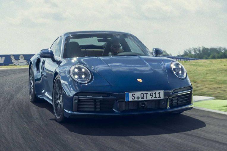 クルマ | ポルシェ、新型911ターボの予約受注を開始。出力向上のほか日本仕様は多くの装備を標準搭載