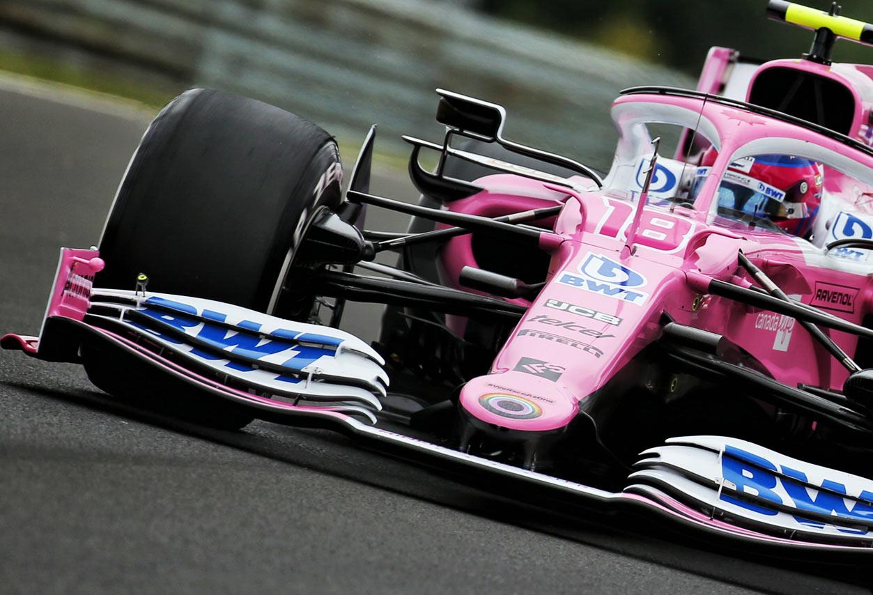 """F1技術解説:ピンク・メルセデスの問題は""""見た目""""じゃない。ブレーキダクト内部への疑惑"""