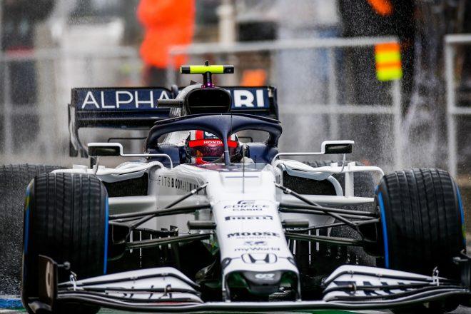 2020年F1第3戦ハンガリーGP金曜 ピエール・ガスリー(アルファタウリ・ホンダ)