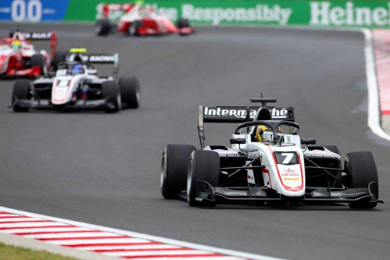 海外レース他 | ポシェールが2勝目を飾る【順位結果】FIA-F3第3戦ハンガリー レース1
