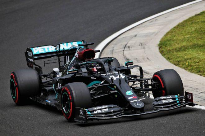 2020年F1第3戦ハンガリーGP ルイス・ハミルトン(メルセデス)