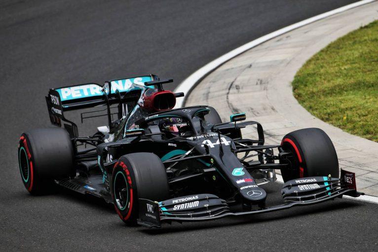 F1 | ハミルトンが2戦連続ポールポジション獲得【順位結果】F1第3戦ハンガリーGP予選