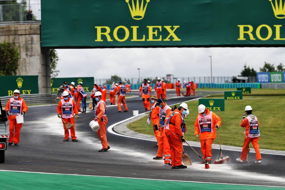 2020年F1第3戦ハンガリーGP
