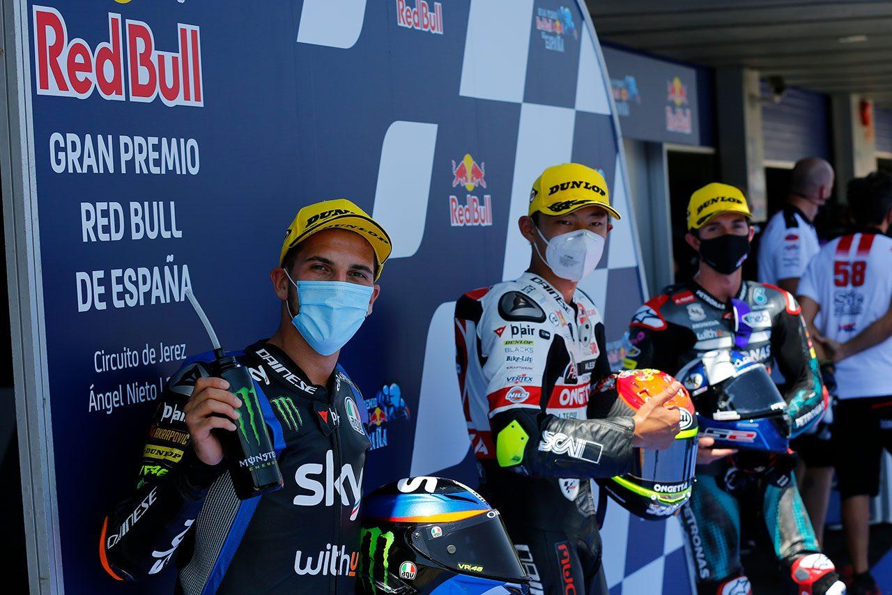 鈴木竜生が2戦連続PP獲得【順位結果】2020MotoGP第2戦スペインGP Moto3予選総合