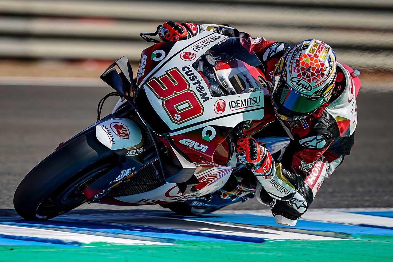 MotoGあMotoGPスペインGP:中上、5列目から迎える2019日本GP以来のレース「ペースは悪くない」PスペインGP:2019日本GP以来のレースを15番手から迎える中上「ペースは悪くない」