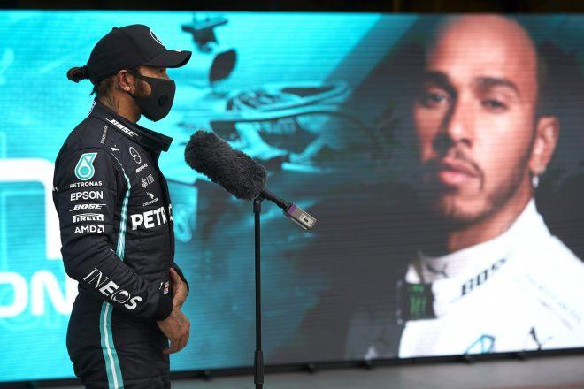 2020年F1第3戦ハンガリーGP ルイス・ハミルトン(メルセデス)がポールポジションを獲得