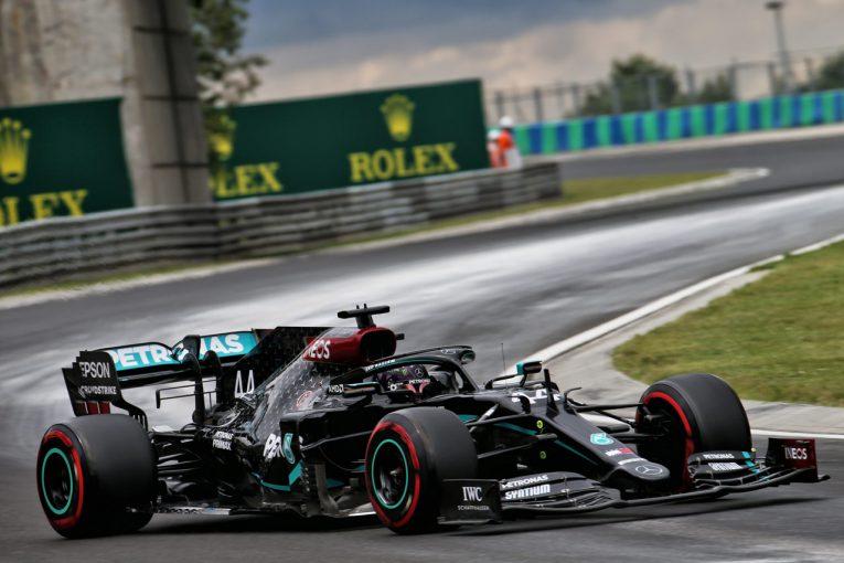 F1   【気になる一言】「高速コーナーをほぼ全開で行ける」圧倒的な速さを見せたW11はメルセデスの最高傑作
