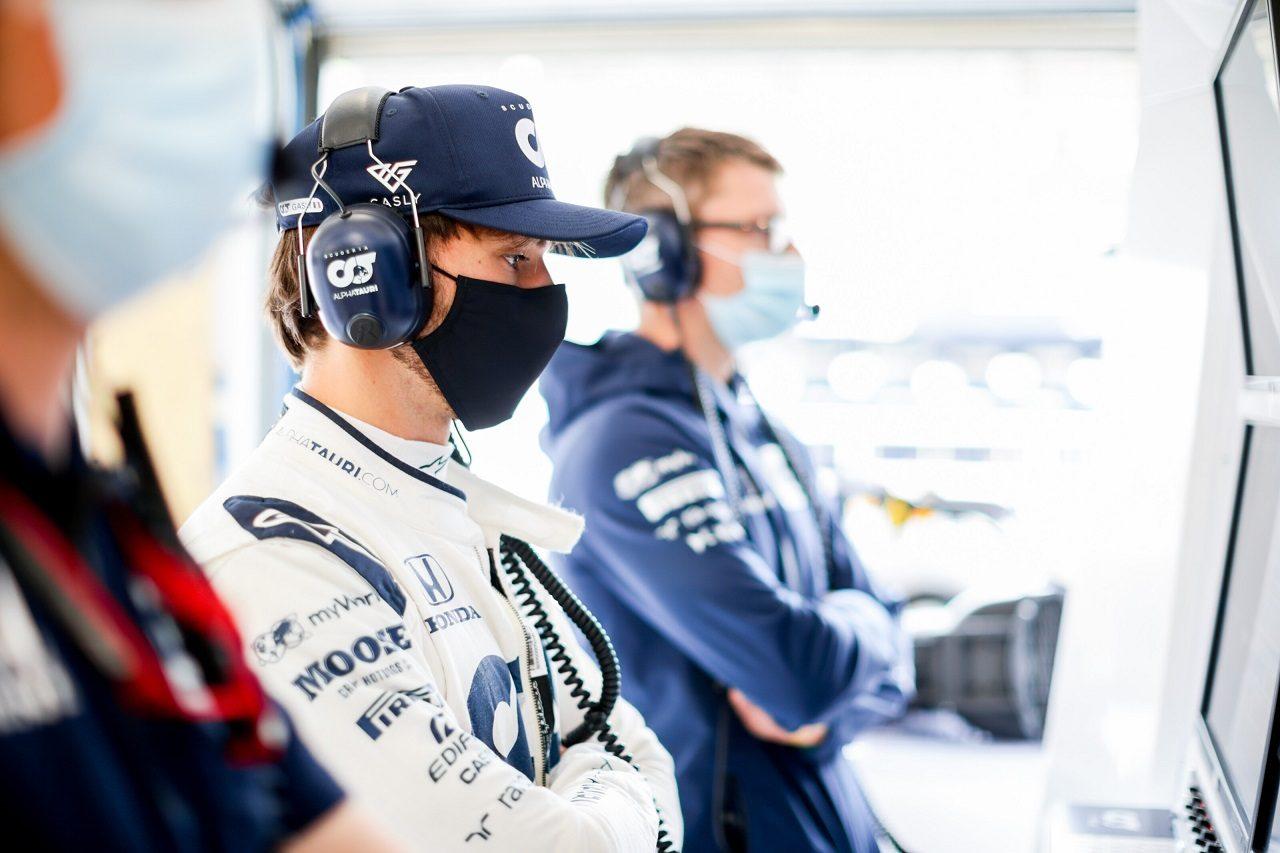 Photo of ガスリー予選10番手「2日連続トラブルに見舞われながらQ3に進出できた」アルファタウリ・ホンダ【F1第3戦土曜】 | F1 | autosp | オートスポーツweb