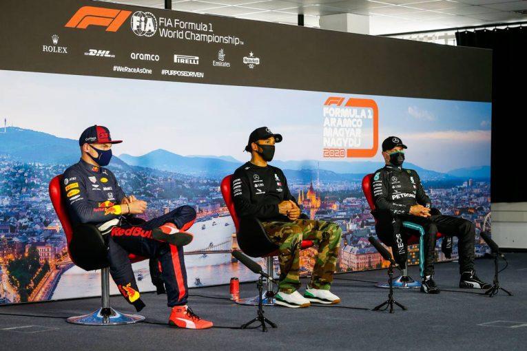 F1 | 【ポイントランキング】F1第3戦ハンガリーGP終了時点