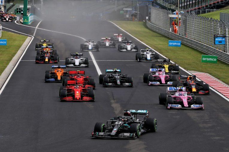 F1 | 2021年F1第11戦ハンガリーGP TV放送&タイムスケジュール