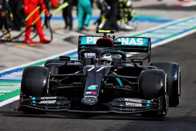 2020年F1第3戦ハンガリーGP バルテリ・ボッタス(メルセデス)