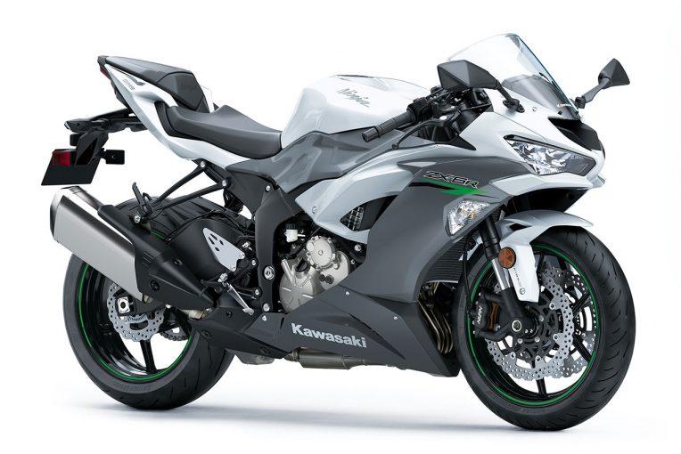 MotoGP   カワサキ、カラーとグラフィックを変更した2021年モデル『Ninja ZX-6R』を8月1日から発売