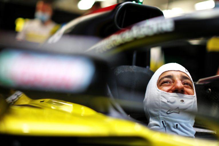 F1 | リカルド「今日は8位が精一杯だったが、いずれトップ6に入れる」ルノー【F1第3戦決勝】