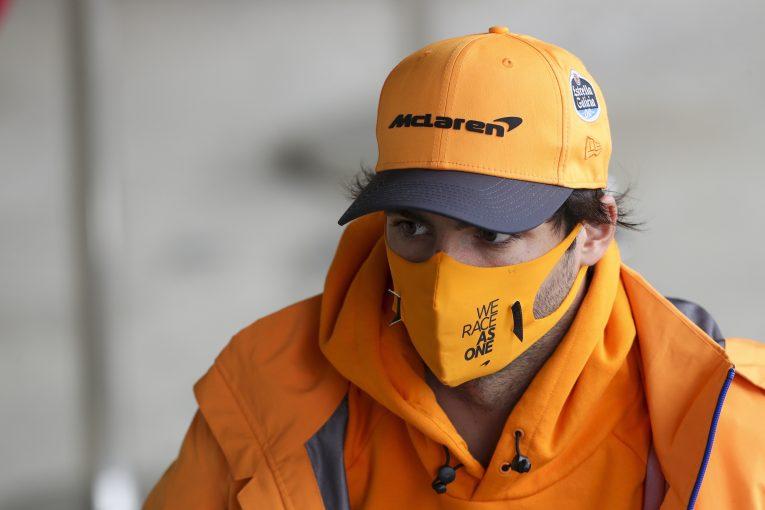 F1   サインツ9位「ピットレーンの混雑でポジションを失った」マクラーレン【F1第3戦決勝】