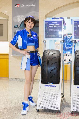 レースクイーン | 安西茉莉(2020 Team TOYO TIRES DRIFT GALS)
