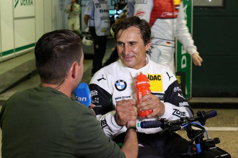 F1 | 3度の神経外科手術を終えたアレックス・ザナルディ、リハビリ専門施設に転院へ