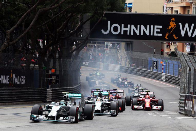 F1 | 2014年F1モナコGPで見た三つ巴の熱戦【日本のレース通サム・コリンズの忘れられない1戦】