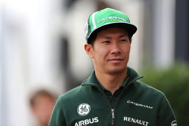 2014年F1モナコGP 小林可夢偉(ケータハムF1チーム)