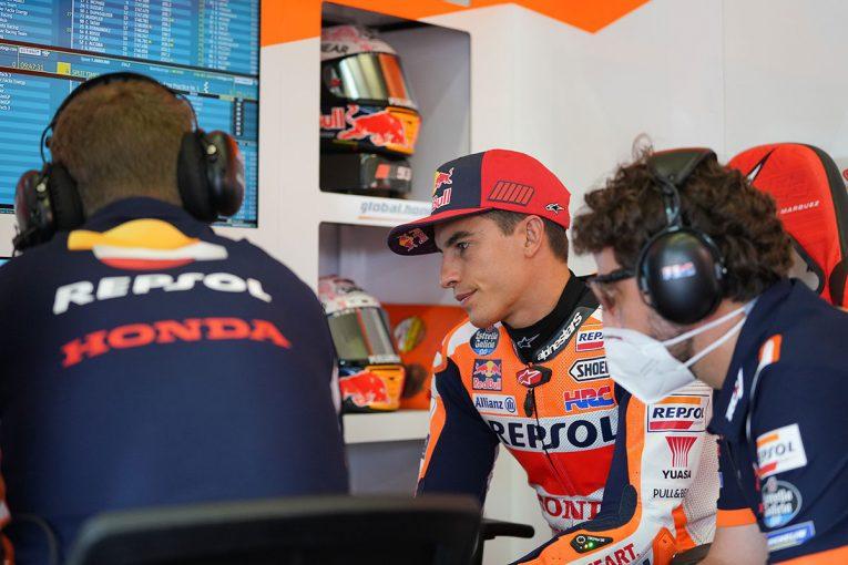 MotoGP | 接戦のチャンピオン争いを見守るマルク・マルケス「自宅でレースを見ていることが一番難しい」/MotoGP第8戦レビュー(2)