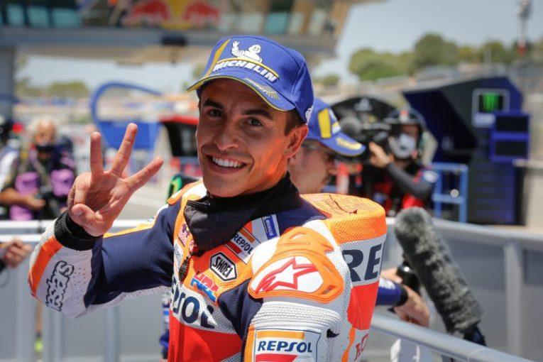 MotoGP | MotoGP:火曜日に右上腕骨の手術終えたマルケスがヘレスに移動。第3戦アンダルシアGPに出場か