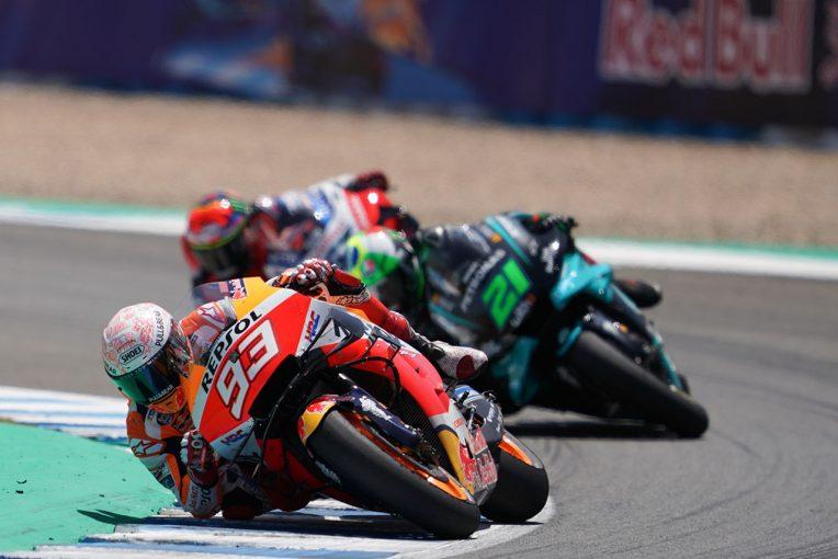 MotoGP | MotoGP:骨折したマルケス、リンス、クラッチローがメディカルチェックをパス。第3戦アンダルシアGPは出場予定