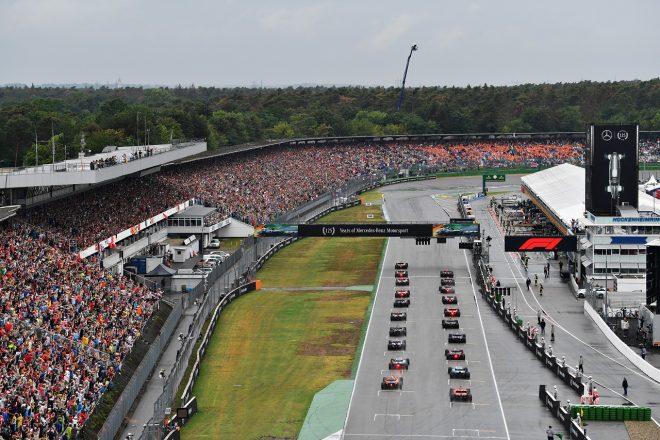 ホッケンハイムで開催された2019年F1ドイツGP