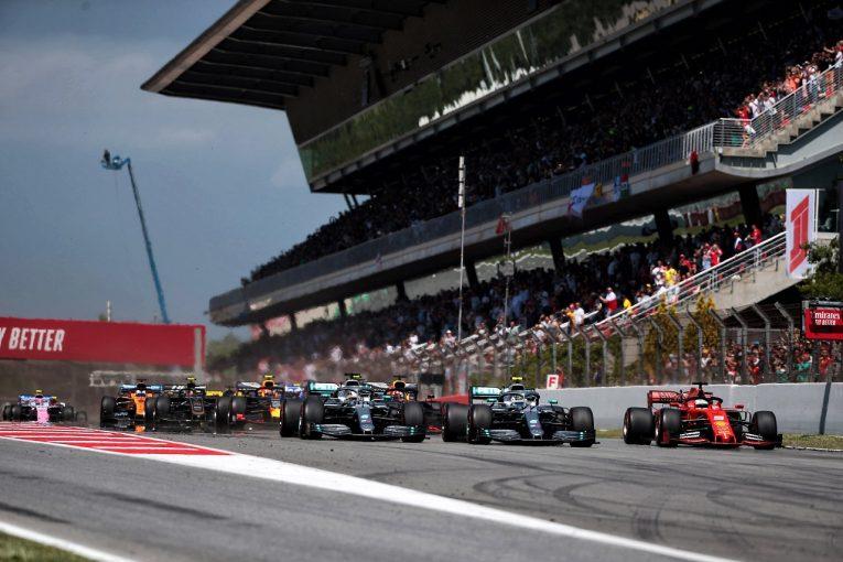 F1 | コロナ感染再拡大でF1スペインGPに懸念。主催者は「対策は万全」と開催に自信